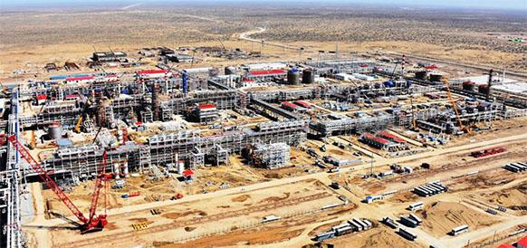Lukoil producs 40 bln cubic meters of natural gas in Uzbekistan