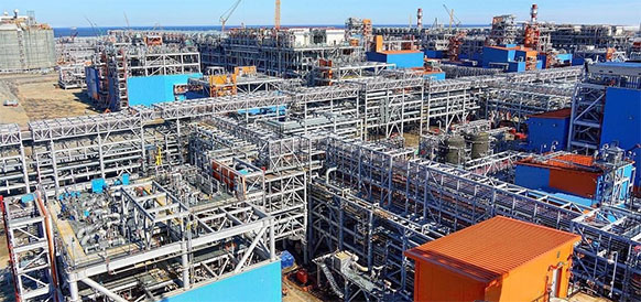 Yamal LNG commenced 3rd LNG train production