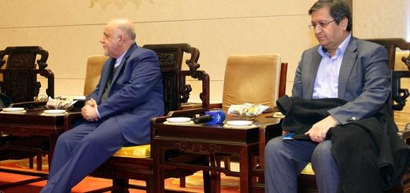 Б. Зангане в Китае проведет переговоры по разработке 11-й фазы Южного Парса с CNPC