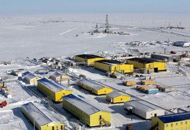 Роснефть начала бурение 1-й эксплуатационной скважины на Наульском месторождении в Ненецком автономном округе