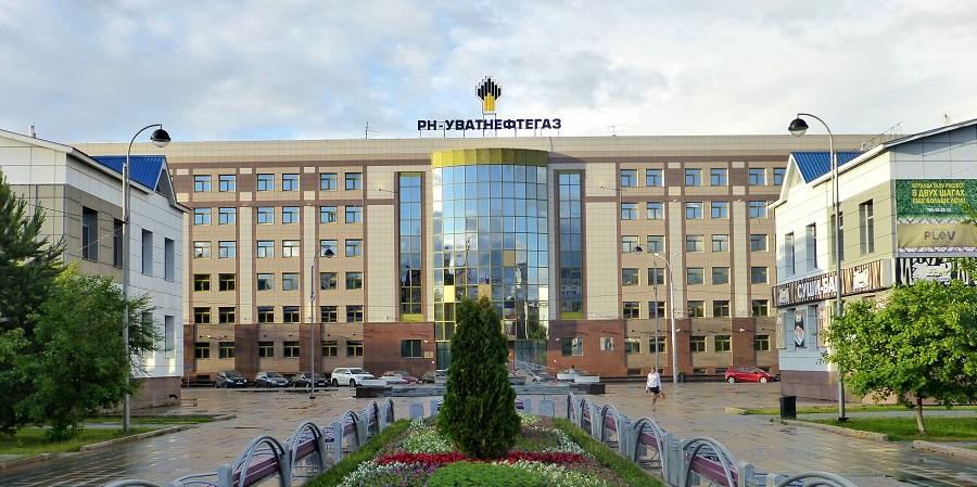 Rosneft-Uvatneftegaz plants 600 000 saplings of Siberian pine