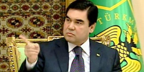 И.Сечин неожиданно тепло поговорил с Г.Бердымухамедовым в Конгресс-центре туркменской туристической зоны Аваза на побережье Каспия Голосовать!