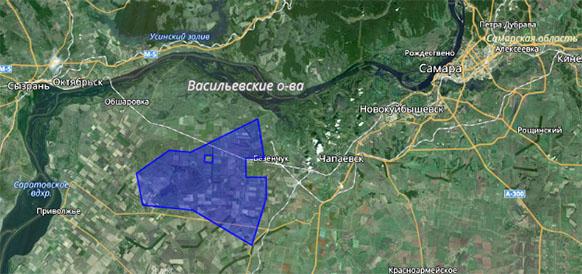 Росгеология выполнит сейсморазведку на Запорожском участке недр в Самарской области