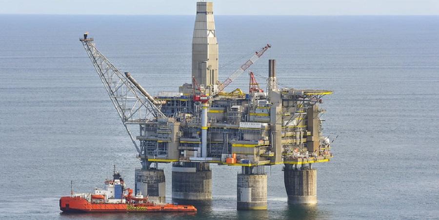 Sakhalin Energy завершила ремонт на морской платформе Пильтун-Астохская-Б