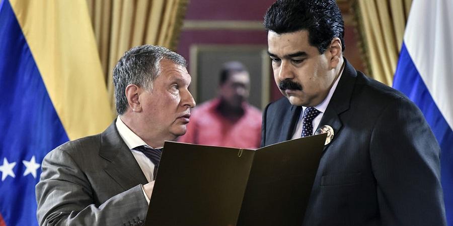 Растущие связи России и Венесуэлы. США могут ввести санкции против Роснефти из-за сотрудничества с PDVSA