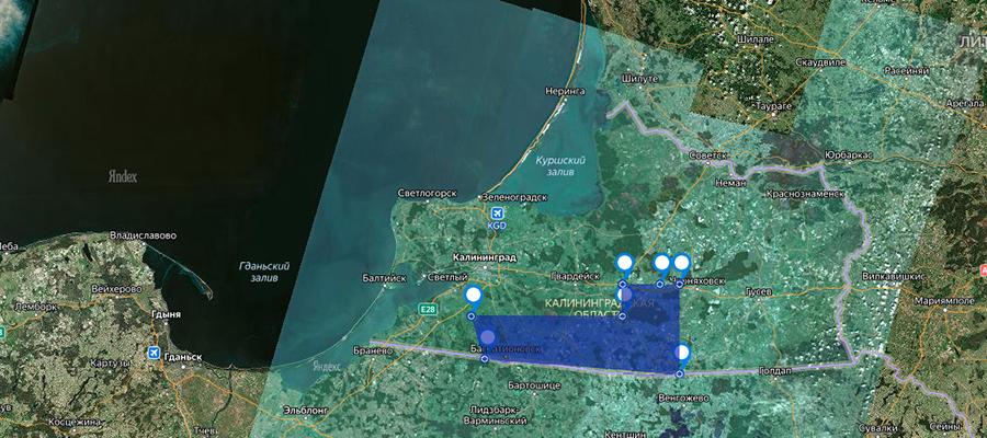 Росгеология выполнила сейсморазведку 3D на Южном участке недр ЛУКОЙЛа в Калининградской области