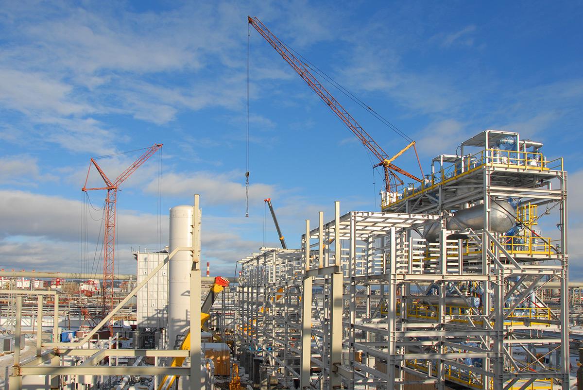 Риски контрактных отношений при реализации проектов строительства в нефтеперерабатывающей и нефтехимической отраслях
