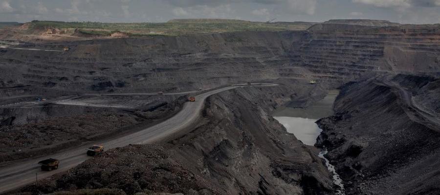 На угольном разрезе Северный Маганак приступают к отработке остаточных запасов
