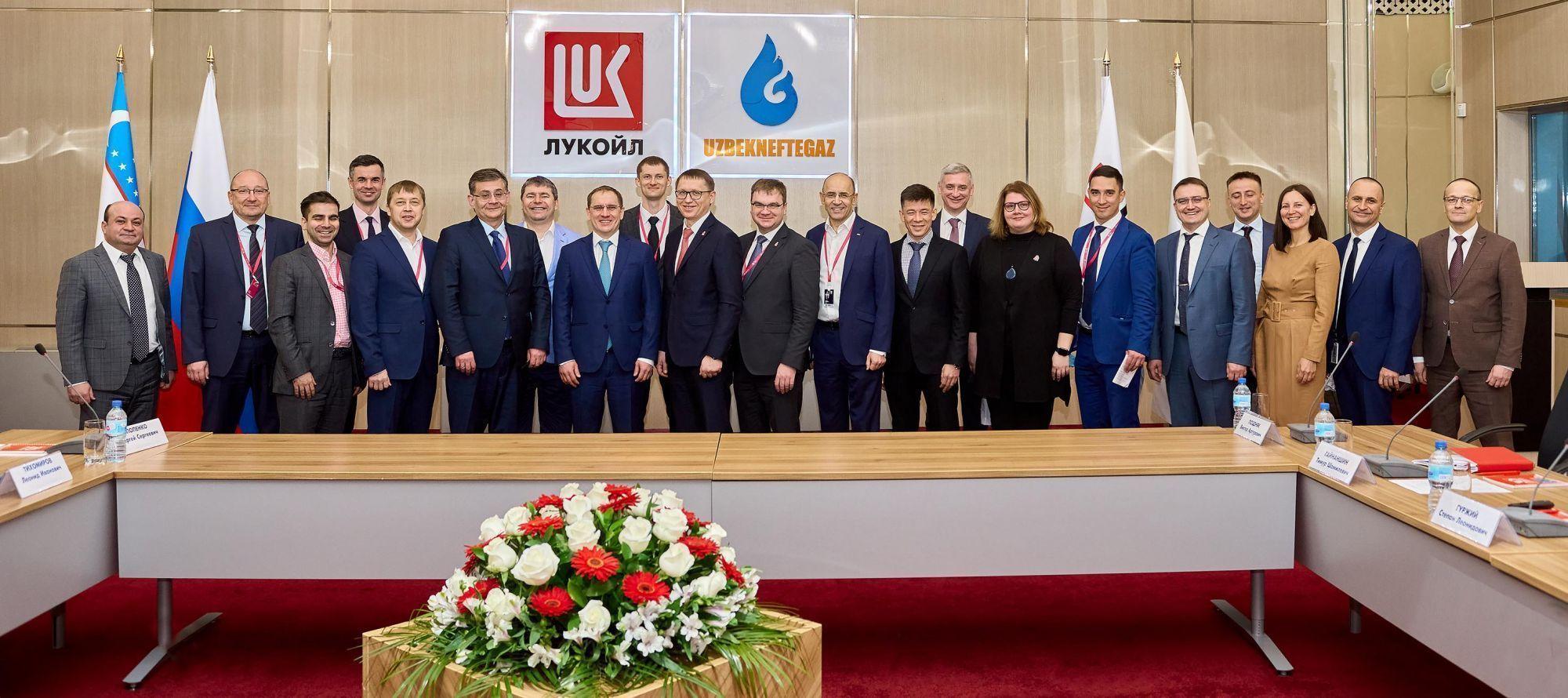 Технология «ColibriESP» от Новомета – одна из ключевых тем на встрече с нефтяниками Узбекистана