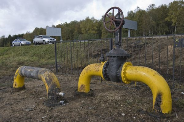 Over half of Russian gas pipelines outdated, expert says