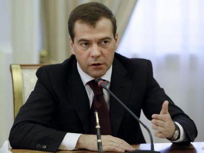 Д. Медведев посетовал на нефтяную иглу. Добродушно