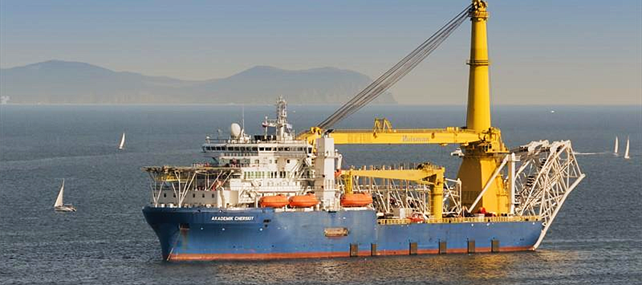 S&P Global Platts: 2nd pipelayer to join Nord Stream 2 gas link pipelaying operation