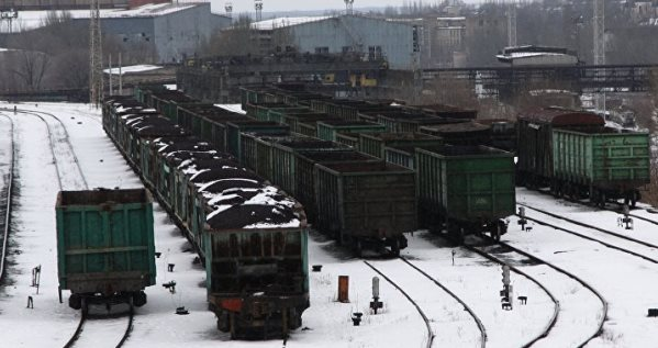 Poland illegally imports coal from Ukrainian Donbass and selling it in other EU countries