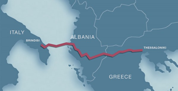 Trans Adriatic Pipeline Secures Third Party Access Exemption