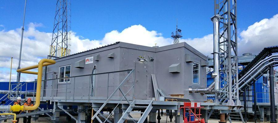 На Барсуковском месторождении стартовала пусконаладка установки подготовки топливного газа для автономного энергоцентра