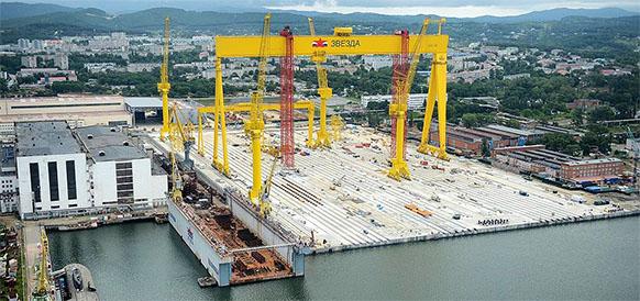 Rosneft develops innovations for Russian Zvezda super-shipyard