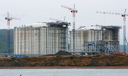 Мини-завод СПГ под Южно-Сахалинском может быть построен в 3-м квартале 2017 г