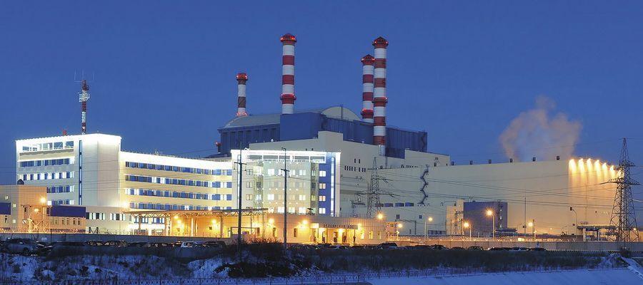 Определение частотных характеристик энергосистемы при проведении пусконаладочных работ на Белоярской АЭС