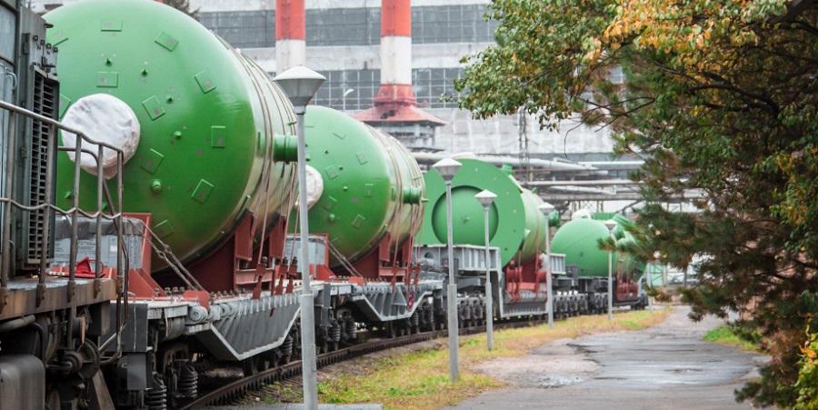 В Бангладеш отправлено оборудование для системы аварийного охлаждения зоны реактора, изготовленное на ЗиО-Подольск