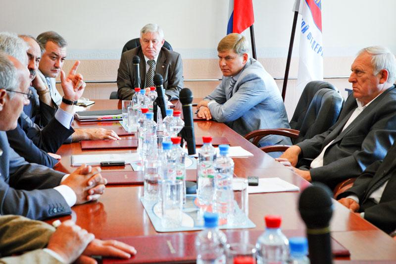 Очередное заседание Российской трехсторонней комиссии по регулированию социально-трудовых отношений
