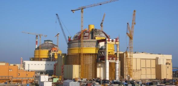 Росатом передаст заказчику 2-й энергоблок АЭС Куданкулам в Индии до конца 2018 г