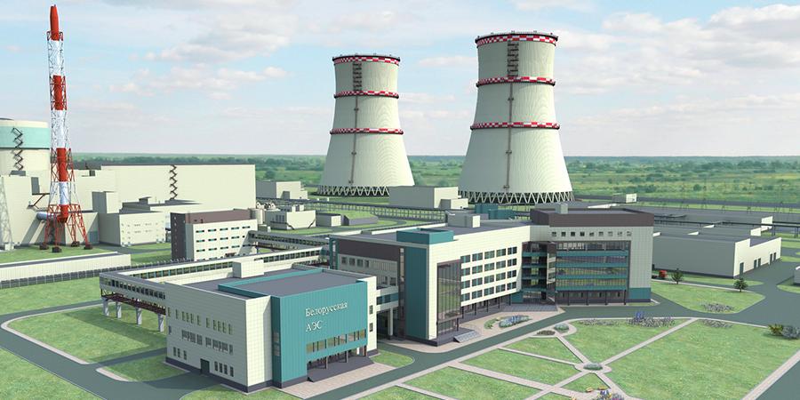 А. Лихачев: строительство Белорусской АЭС подходит к концу
