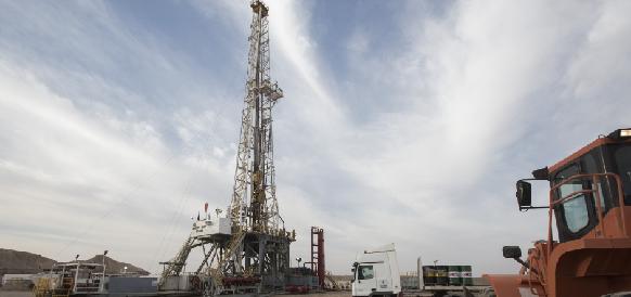 Directional oil well for NAFTAGAZ company on Juzhno-Priobskoe oilfield