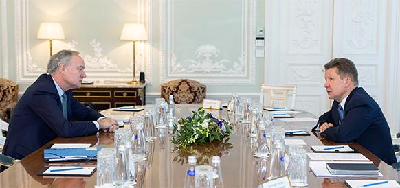 Своевременная встреча. Газпром и Uniper обсудили поставки газа и Северный поток-2