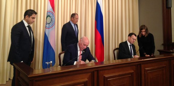 Russia and Paraguay agree to cooperate in nuclear energy