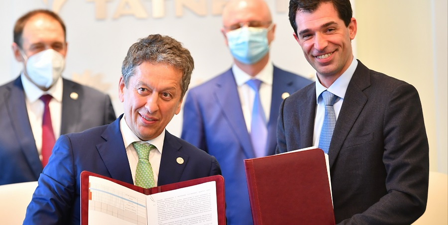 Татнефть запустит производство шин в Казахстане