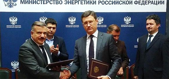 Россия и Сирия подписали дорожную карту сотрудничества в сфере энергетики. Работы предстоит много