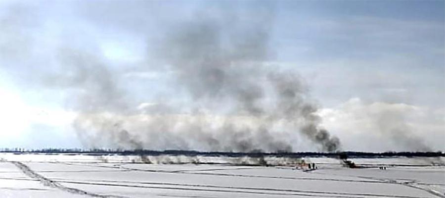СибурТюменьГаз завершил очистку аварийного участка трубопровода Нижневартовский ГПЗ - Южно-Балыкский ГПЗ