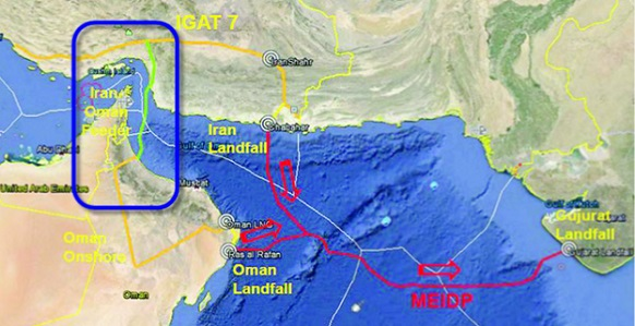 Газпром все-таки может заняться строительством газопровода Иран-Оман. Пока есть и другие проекты в Иране