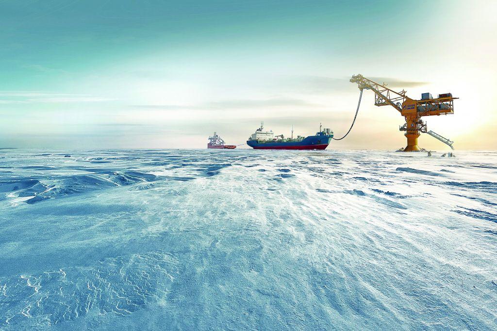 Стратегия использования энергоэффективных многоцелевых мобильных модулей для обеспечения безопасности нефтегазовых комплексов в Арктике