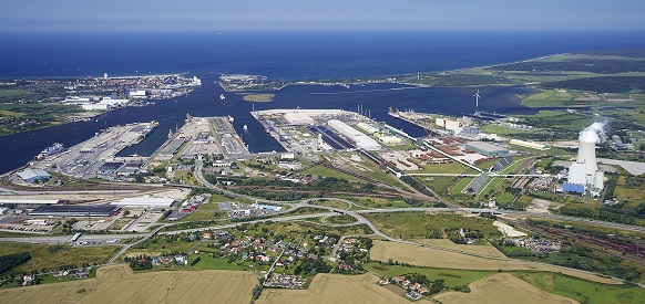 NOVATEK and Fluxys plan to build an LNG terminal in Rostock