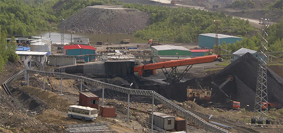 На шахте Ольжерасская-Новая компании Южный Кузбасс введена в эксплуатацию новая лава