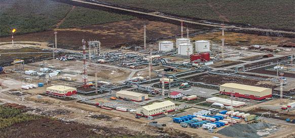 Все по плану. В 2016 г в Ханты-Мансийском автономном округе добыто почти 240 млн т нефти
