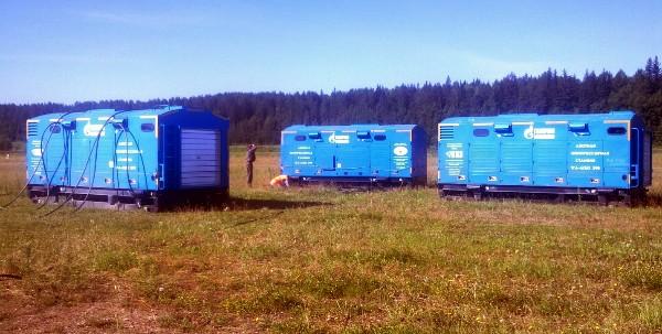 Импортозамещение технологического оборудования при освоении Ковыктинского и Чаяндинского месторождений Газпрома