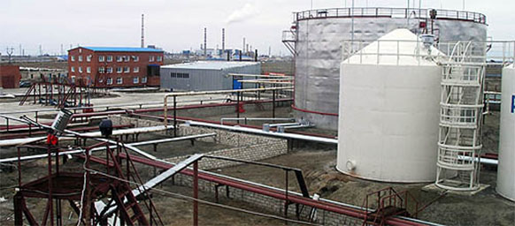 Ымамназар готов. Туркменистан завешил строительство нефтетерминала в районе туркмено-афганской границы