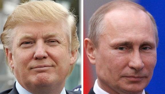 Политика потепления? В. Путин очень тепло поговорил с Д. Трампом по телефону