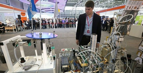 INNOPROM welcomes the manufacturers of educational solutions for industrial personnel