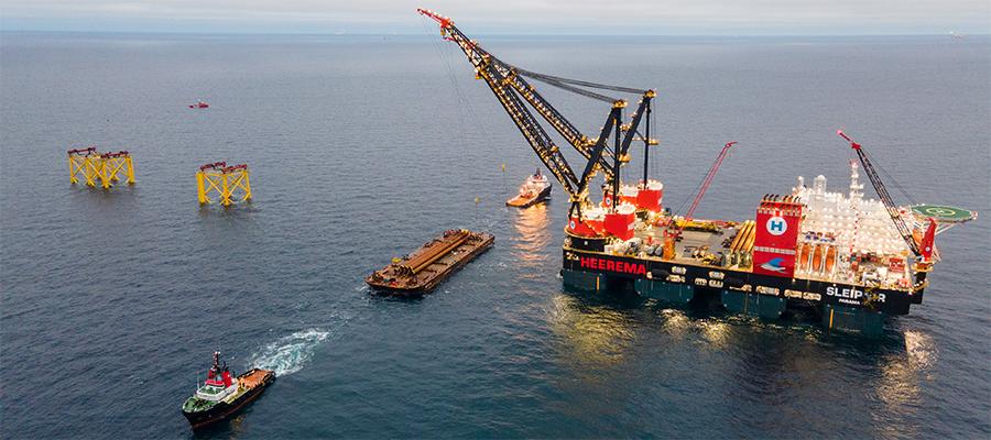 Total откладывает на год перезапуск газового месторождения Тайра на шельфе Дании. Печаль для Польши
