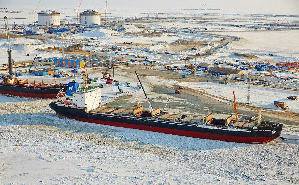 Сабетта: освоение Арктики