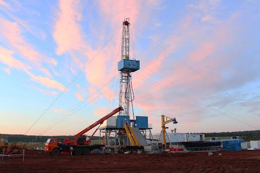 Опытно-промысловое применение сидеритового утяжелителя при строительстве скважин на Бованенковском НГКМ
