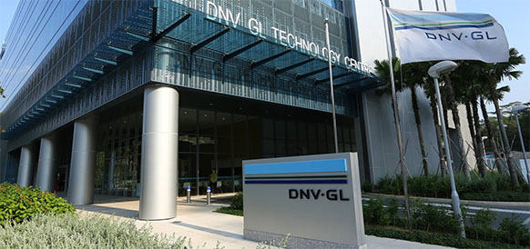 DNV GL's low carbon emission solution for pipeline purging operations receives award