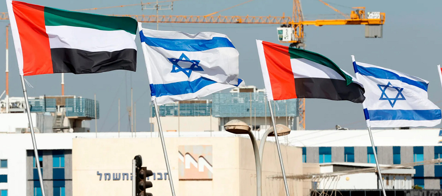 Israeli firm signs deal to pipe UAE oil to Europe