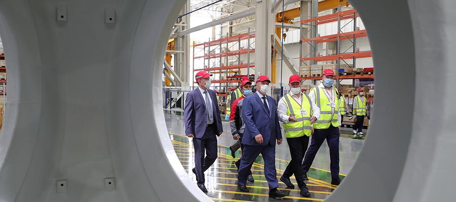 Rosatom has obtained the permit for the Medvezhenskaya wind farm construction in the Stavropol Krai