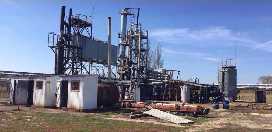 На Украине растет теневой рынок нефтепродуктов