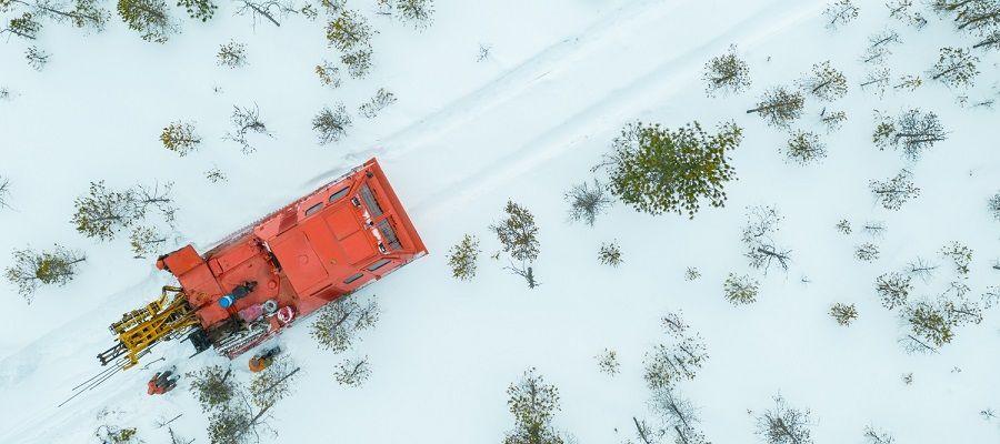 Технология «Зеленая сейсмика» Газпром нефти признана одним из лучших экологических проектов в России в 2020 г.