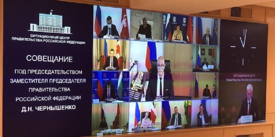 Зампредседателя правительства РФ Д. Черненко: «Цифровая трансформация – одна из ключевых национальных целей развития»